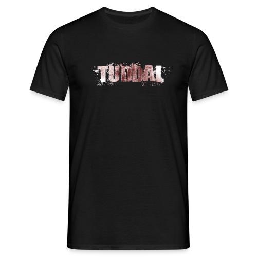 tuddal jobber 4 merged kun logo copy v2 - T-skjorte for menn