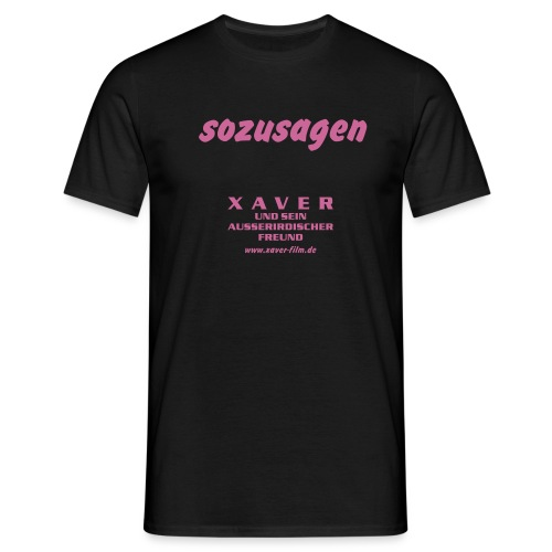 0111sozusagen - Männer T-Shirt