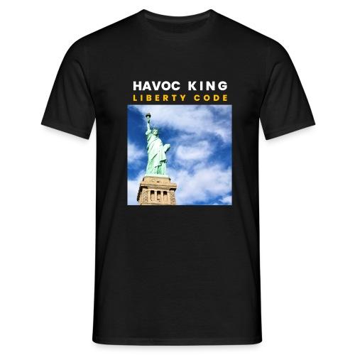 Havoc King Cover - Männer T-Shirt