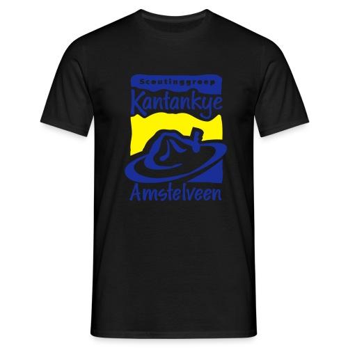 logo simpel 2 - Mannen T-shirt