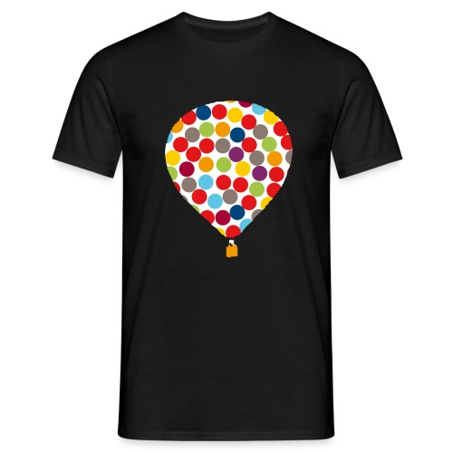 InklusionsBallon - Männer T-Shirt