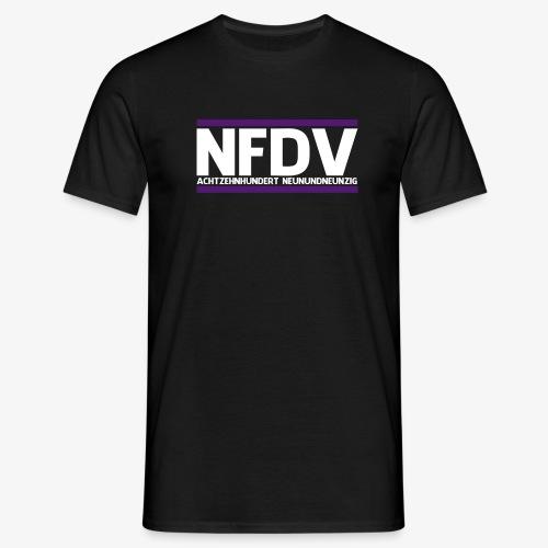 NFDV grau png - Männer T-Shirt