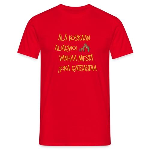 alakoskaanm - Miesten t-paita