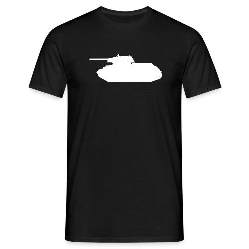 T-34 Tank Panzer - Männer T-Shirt