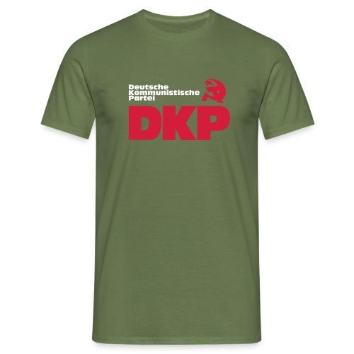 dkp logo - Männer T-Shirt