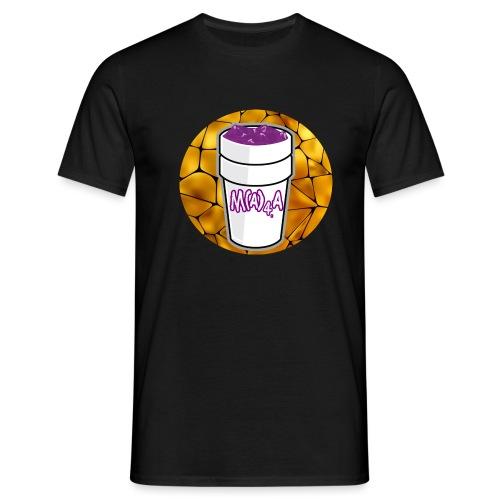 cup lila png - Männer T-Shirt
