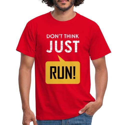 Run - Camiseta hombre