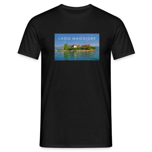 lagomaggiore2 - T-shirt Homme