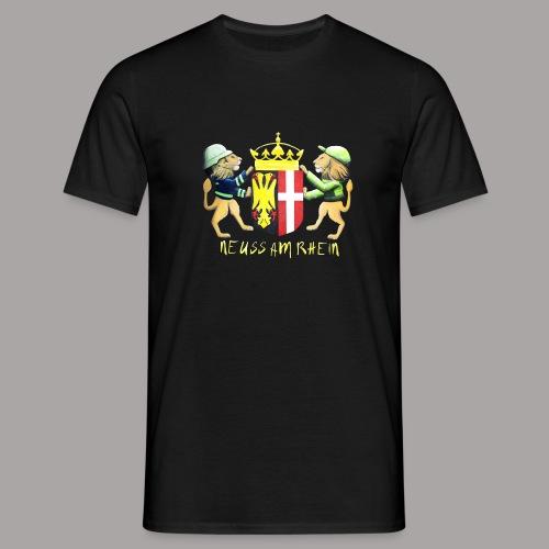 Neuss am Rhein - Männer T-Shirt
