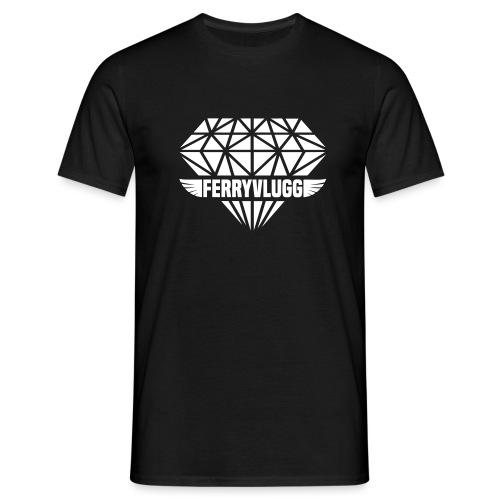 Black Diamond - Mannen T-shirt