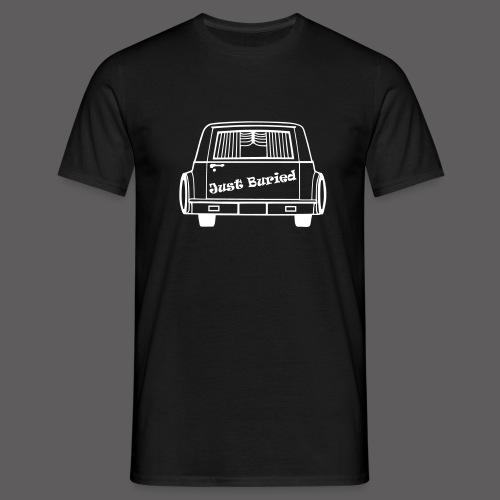 Leichenwagen - Just Buried - Männer T-Shirt