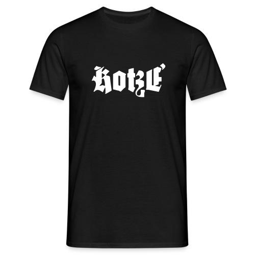 kotze alt - Männer T-Shirt