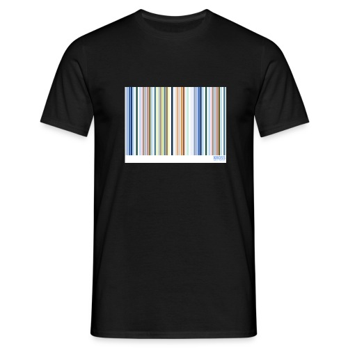 stripes - Männer T-Shirt