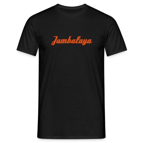 jambalaya - Männer T-Shirt