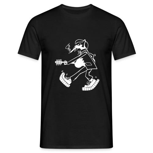 headcat final - Männer T-Shirt