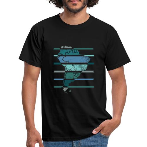 South America - Men's T-Shirt