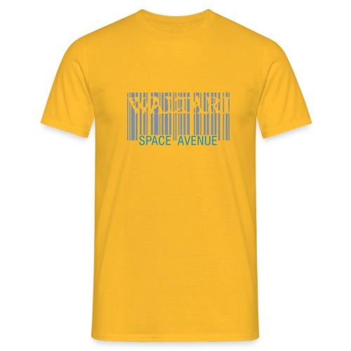 spaceavenue - Men's T-Shirt
