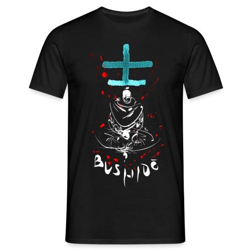 Bushido - Der Weg des Kriegers - Men's T-Shirt