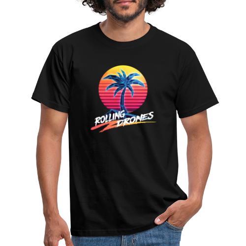 RD Logo Transparent - Men's T-Shirt