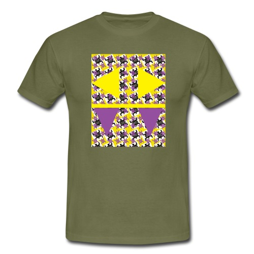 prudence1 - Men's T-Shirt