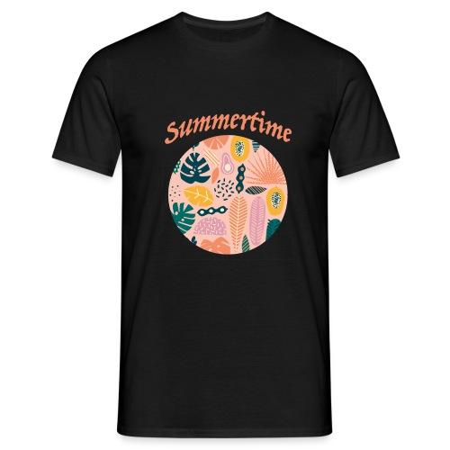 Summertime - Männer T-Shirt