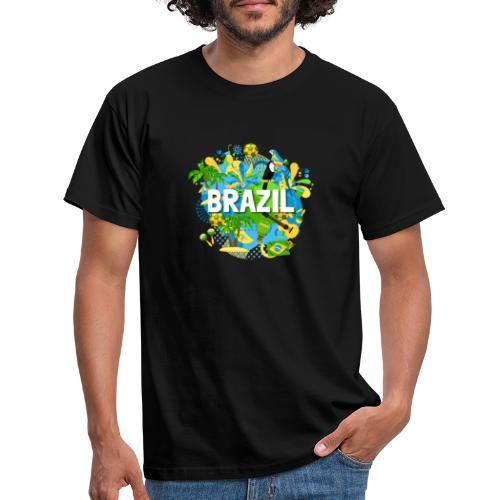 Encontro Brasil - Men's T-Shirt