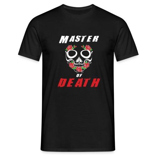 Master of death - white - Koszulka męska