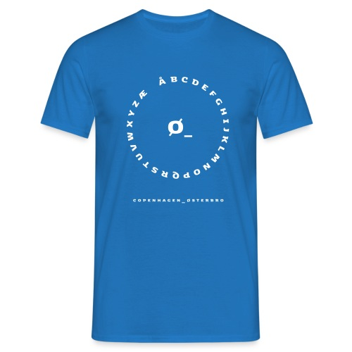 Østerbro - Herre-T-shirt