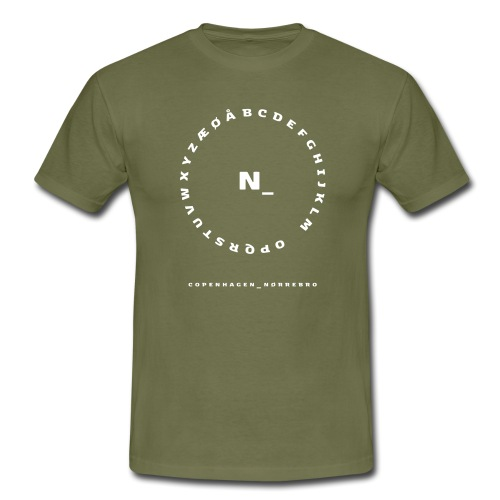 Nørrebro - Herre-T-shirt