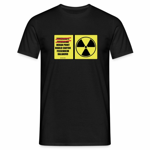 nucleaire - T-shirt Homme