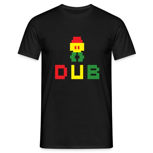 8bit Dub - Men's T-Shirt