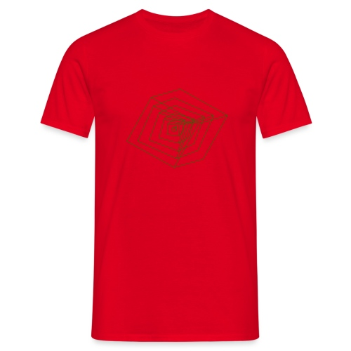 Cubes - T-shirt Homme