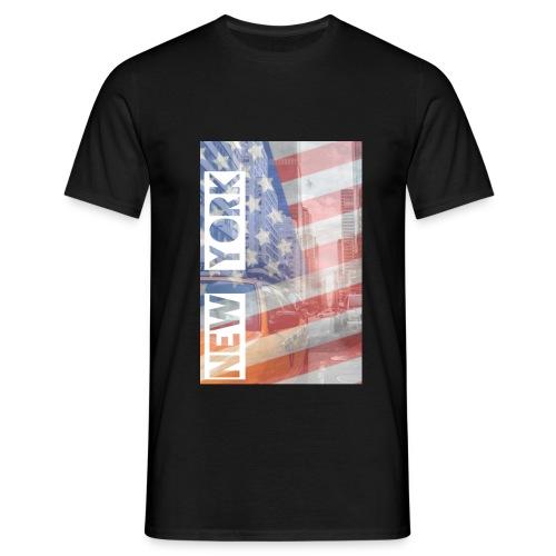 New York - Männer T-Shirt