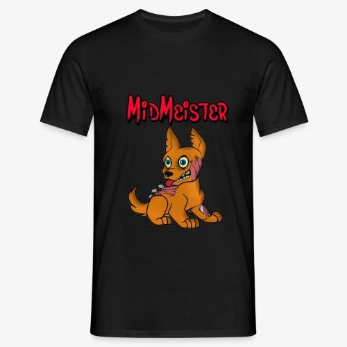 midi png - Herre-T-shirt