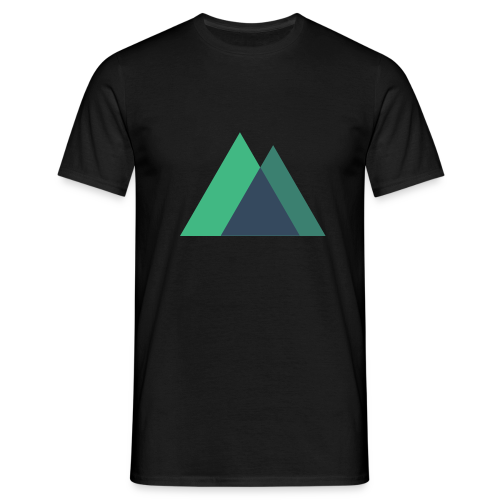 Mountain Logo - Men's T-Shirt