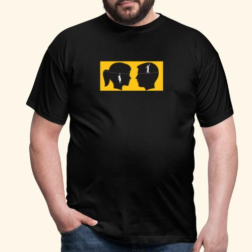 valore del femminile - Men's T-Shirt