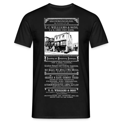 williams A3 png - Men's T-Shirt