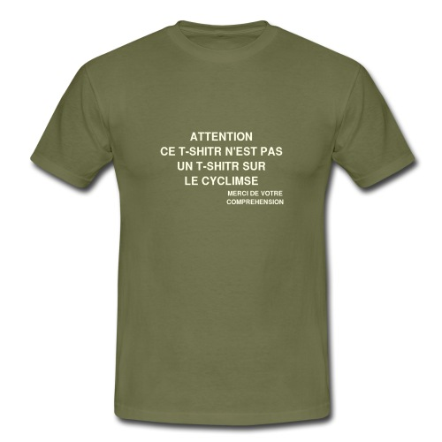 lca - T-shirt Homme