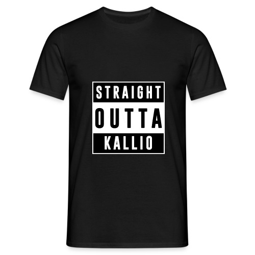 KALLIO - Miesten t-paita