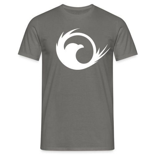 VG Eagle Black Vector - Men's T-Shirt