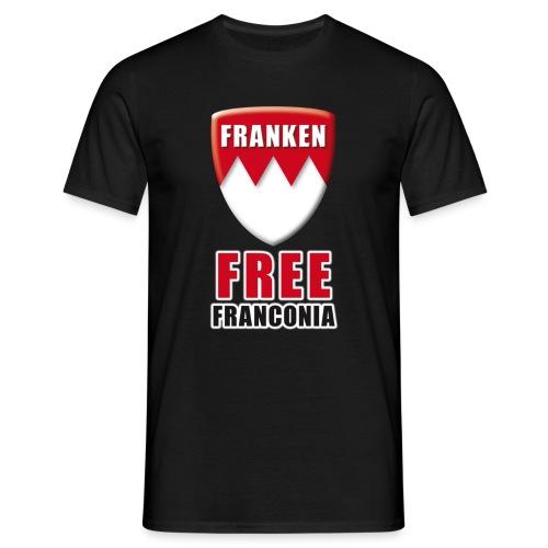Free Franconia - Männer T-Shirt