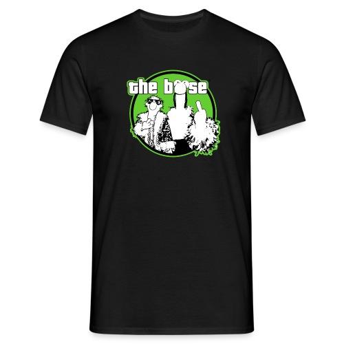 theboese logo gruen - Männer T-Shirt