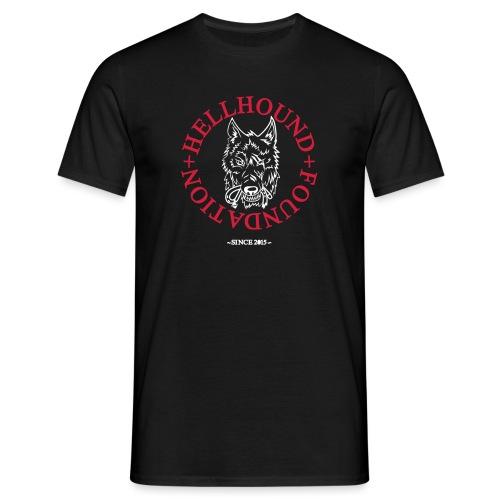 Logo 1K - Männer T-Shirt