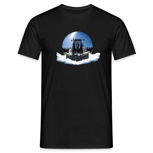 Brøyt - T-skjorte for menn