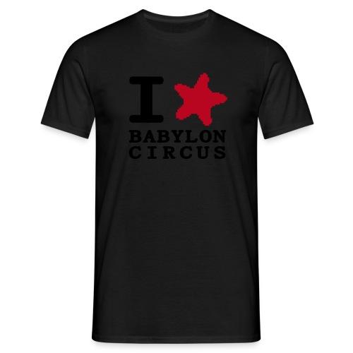 Mug I Love Babylon Circus - T-shirt Homme