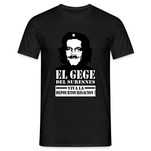 elgege - T-shirt Homme