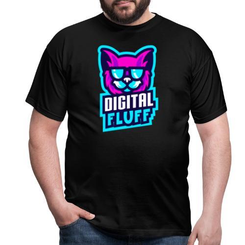 DigitalFluff - Men's T-Shirt