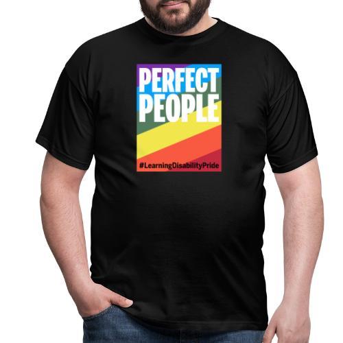 Perfect People - Men's T-Shirt