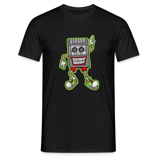 Mr Cassette Recorder - Men's T-Shirt