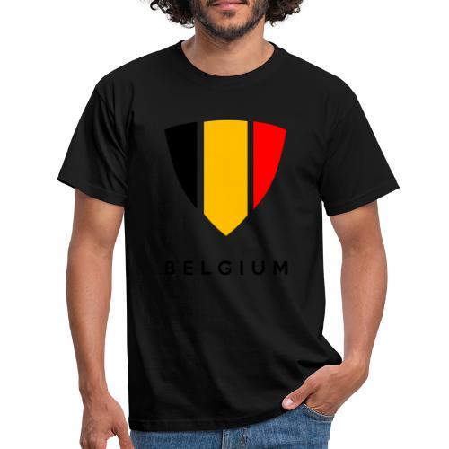 Bouclier de Belgique 2021 - T-shirt Homme